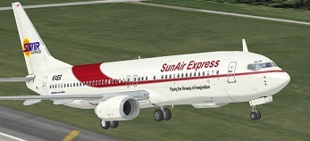 SunAir Express B737