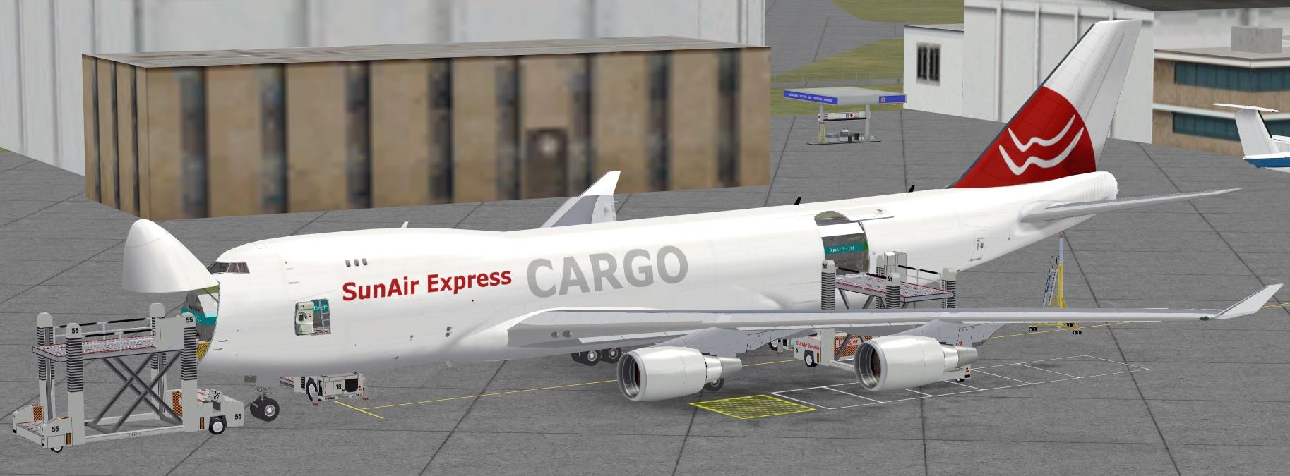 SunAir Express Virtual Airlines Operations Manual